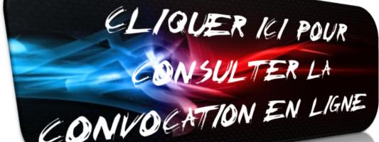 Convocations seniors