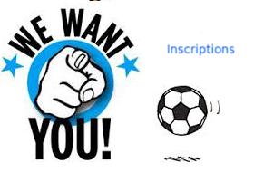 Inscriptions au club