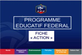 Fiches action PEF